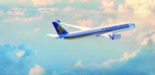 Post de Despega el vuelo comercial más largo del mundo: siga en directo sus 19 h en el aire