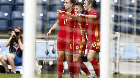 Día oscuro para el fútbol femenino: del comentario de Rubiales al detalle del Barça