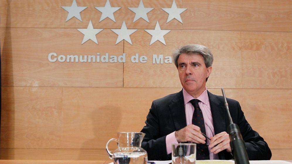 Foto: El presidente en funciones de la Comunidad de Madrid, Ángel Garrido. (EFE)