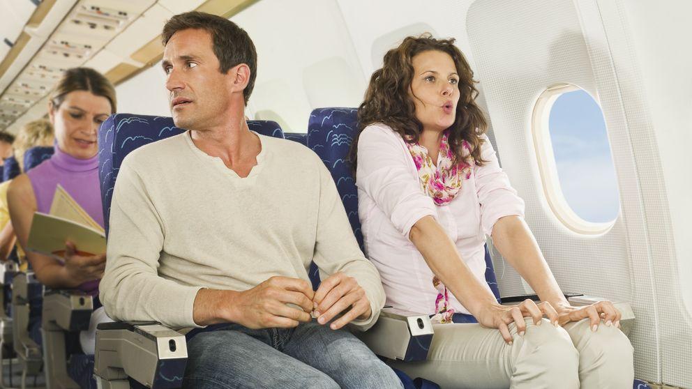 Los pasajeros macarras, la peor pesadilla de los viajes en avión