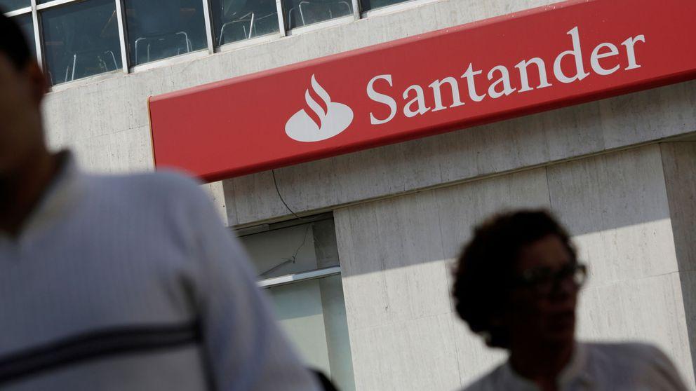 Santander rebaja la cifra del ERE en 249 personas (hasta los 3.469 afectados)
