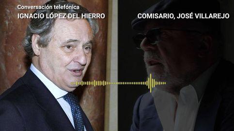 Podemos solicitará la comparecencia de López del Hierro y Villarejo en el Congreso