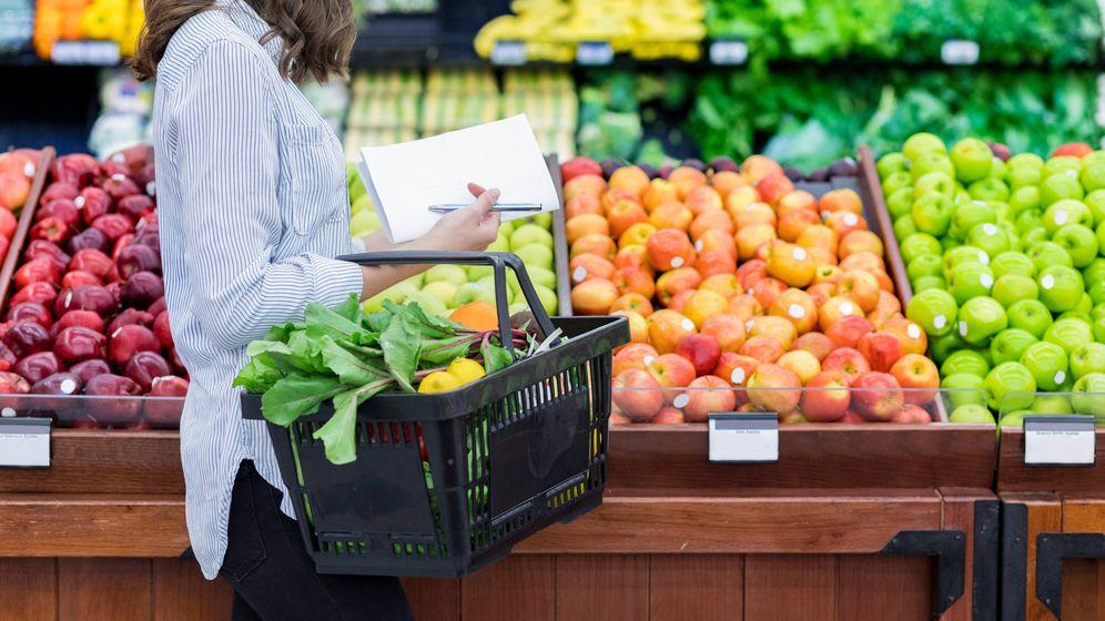 Foto: Frutas en un supermercado. (iStock)