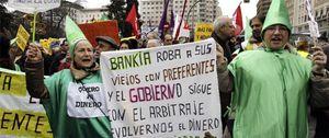 Foto: La Audiencia abre una vía para que rechazados en el arbitraje de Bankia recuperen su dinero