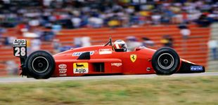 Post de Cuando el 'capitano' español aceleró el último monoplaza a Enzo Ferrari antes de morir