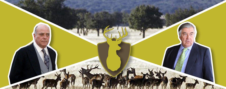 Tres hombres para cien corzos: la gran montería de Abelló, Alcocer y Castellanos