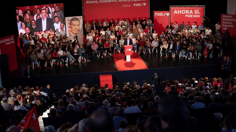 El debate anima al PSOE y Sánchez acelera: agita el miedo a Vox y pide voto útil y masivo