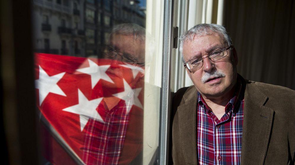 Foto: El expresidente madrileño Joaquín Leguina en una imagen de archivo. (Efe)