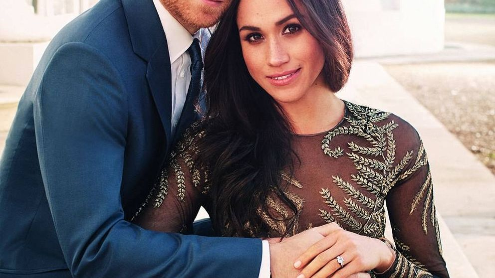 Las claves de las fotos de Harry y Meghan Markle