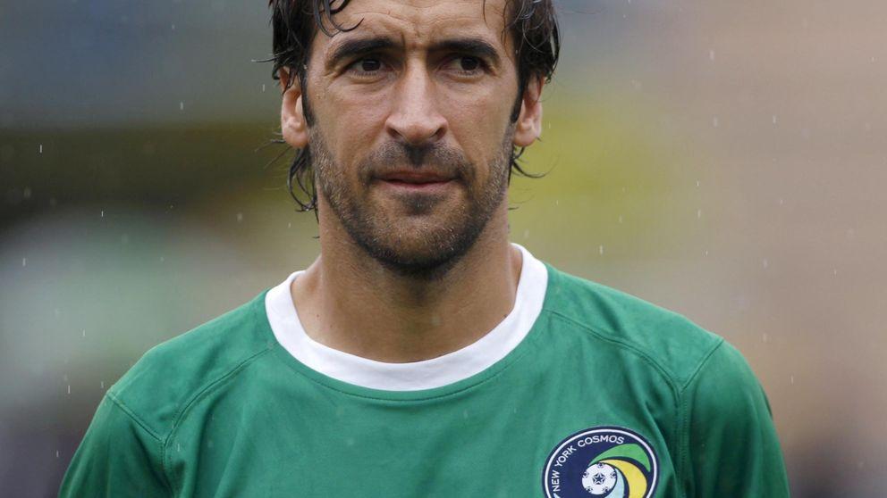 Raúl anuncia al Cosmos que valora seriamente retirarse a final de año