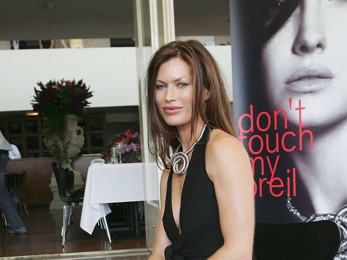Foto: La modelo y actriz Carré Otis en una imagen de archivo. (Getty)