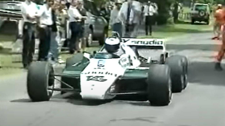 El test más secreto en F1 (durante un día) de un revolucionario coche que nunca corrió