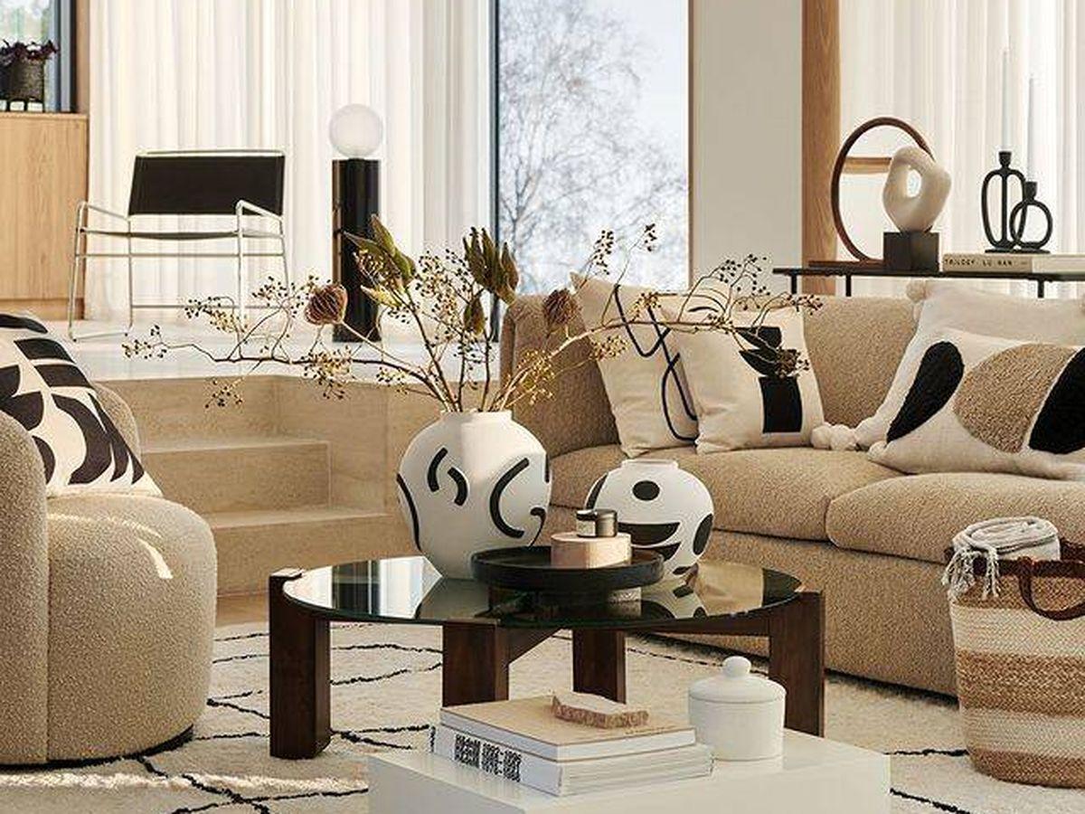 Foto: Transforma la decoración de tu casa con estos jarrones de HyM. (Cortesía)