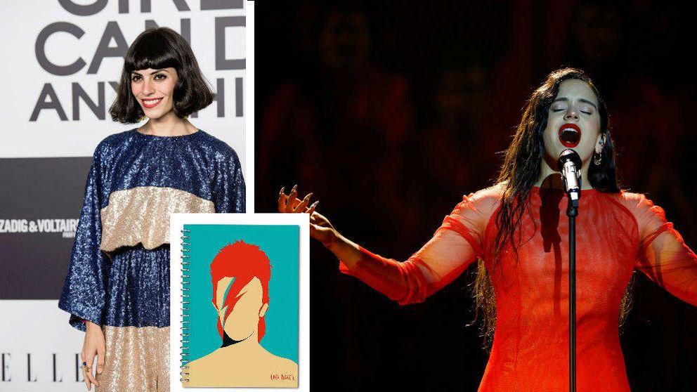 Rosalía y Valeria Palmeiro, creadora de Coco Dávez, entre las europeas más influyentes