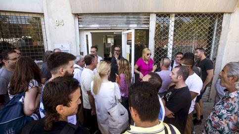 Los trabajadores de Eulen mantienen la huelga indefinida a partir del lunes