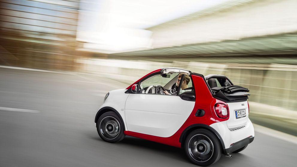 Smart Fortwo Cabrio, desde 16.915 euros