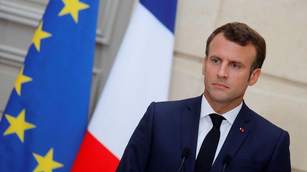 Foto: El presidente francés Emmanuel Macron. (Reuters)