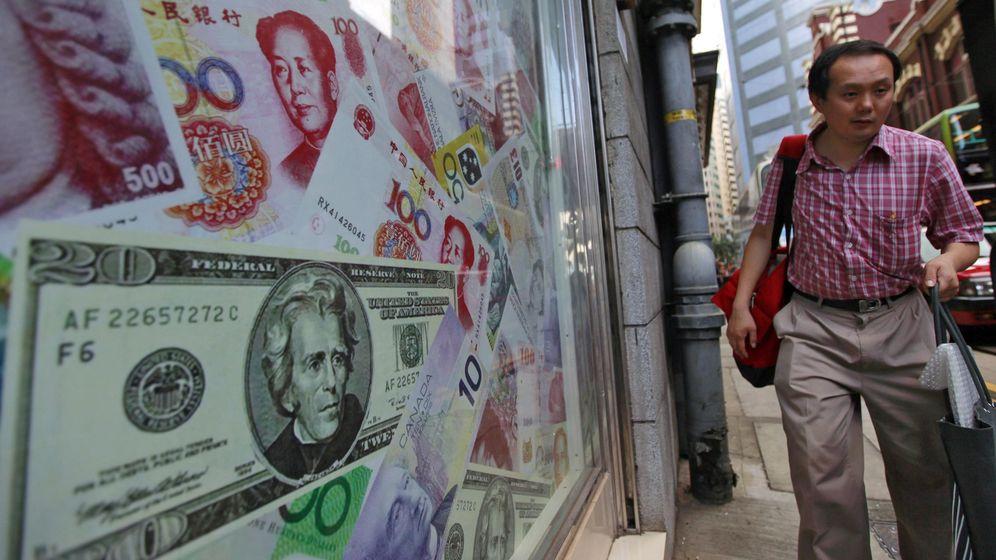 Foto: Pekín no se fía: el yuan permanece en 'libertad condicional' diez años después
