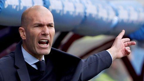 Zidane coloca la última china en el zapato de Florentino con su convocatoria en Eibar