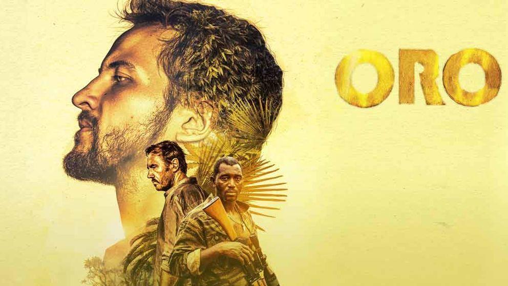 AMC España estrenará el 8 de enero la serie 'Oro'