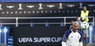 Post de El premio de Zidane a los suplentes fue un órdago que acabó con buena flor