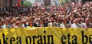 Post de Los vascos atribuyen a la movilización social la principal causa del fin de ETA