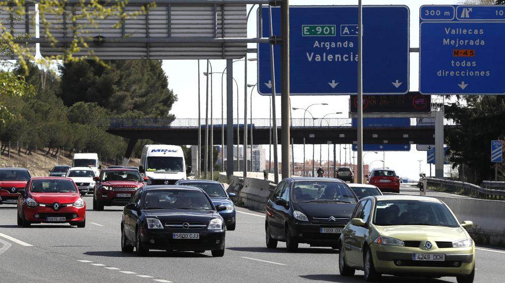 Foto: ¿Cuál es el estado de nuestras carreteras? Las peores y mejores de España por CCAA. (EFE)