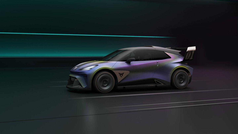 Su mecánica 100% eléctrica le aporta como máximo 320 kW (429 CV) de potencia