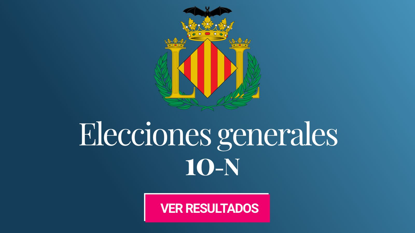 Foto: Elecciones generales 2019 en la provincia de Valencia. (C.C./HansenBCN)
