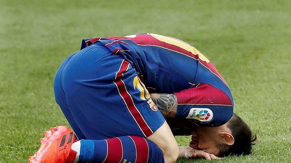 El VAR oculta el peor Clásico de Messi