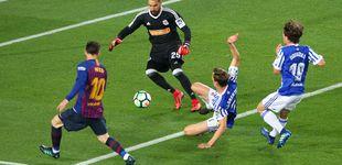 Post de Real Sociedad - FC Barcelona: horario y dónde ver la cuarta jornada de La Liga