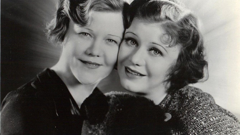 Ginger Rogers y Lela, la madre 'lapa' y malvada que manejó los hilos de su carrera