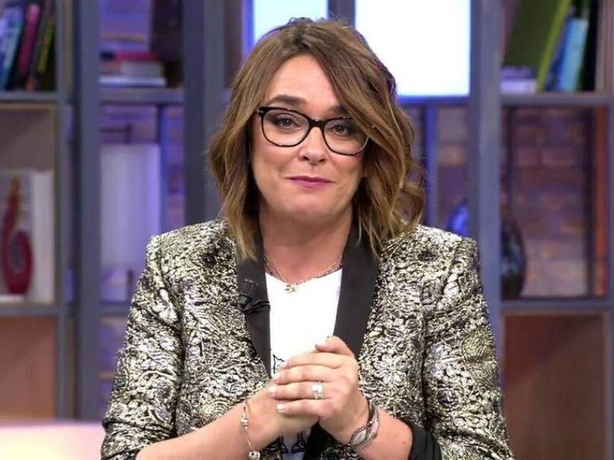 Foto: Toñi Moreno, en 'Viva la vida'. (Telecinco).
