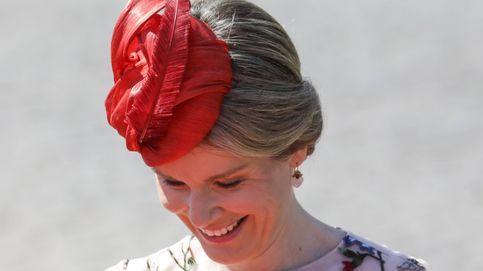 Sabemos en qué otra royal se ha inspirado Matilde de Bélgica con este look