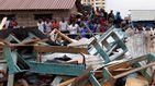 El derrumbe de una escuela deja 7 niños muertos y 57 heridos en Nairobi