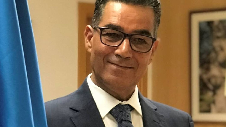 Abdellatif Ghedira, director ejecutivo del Comité Oleícola Internacional. (COI)