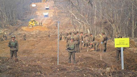 Distensión en la frontera entre las dos Coreas