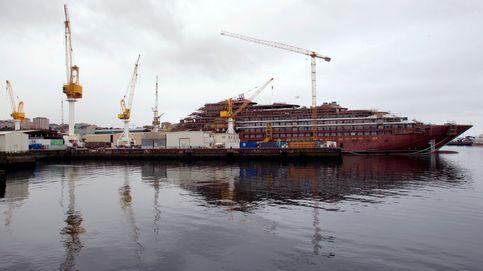 La carambola que llevó a Ritz Carlton del lujo a construir barcos en Vigo