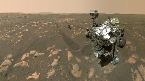 El Perseverance de la NASA revela una formación rocosa única en Marte