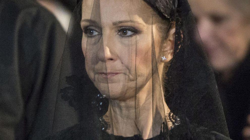 El coste del funeral del marido de Céline Dion, un problema de Estado