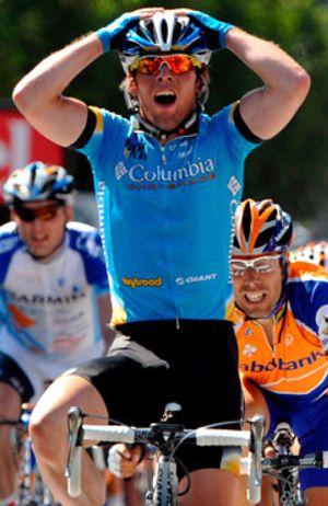 Cavendish, ganador de la quinta etapa