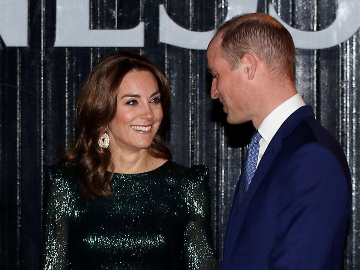 Foto: Los duques de Cambridge, en Dublín. (Reuters)
