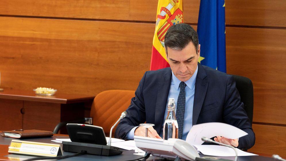 Foto: El presidente del Gobierno, Pedro Sánchez, en una imagen de archivo. (EFE)