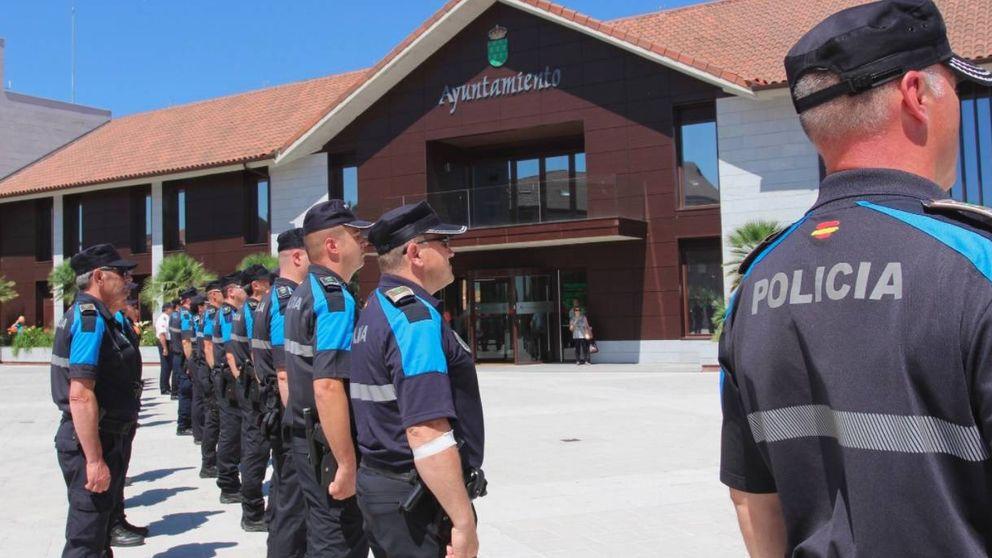 Éxodo policial en Galapagar: 30 de los 51 agentes piden irse al no tener pluses