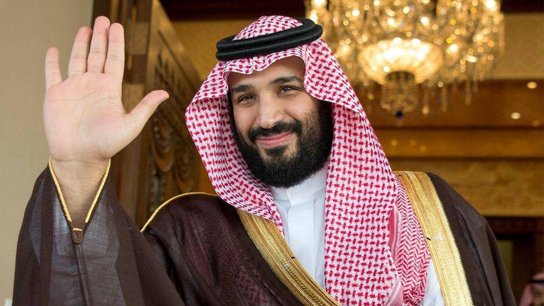Mohamed Ibn Salman, heredero del trono saudita. (Reuters)