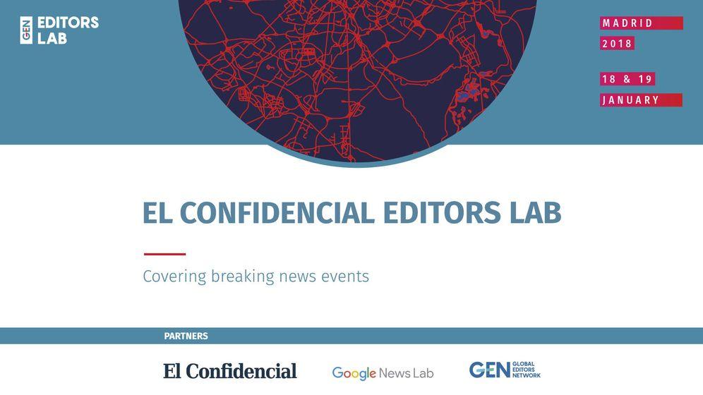 Foto: El Confidencial Editors Network 2018.