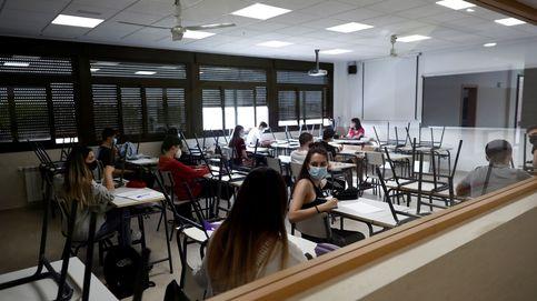La Selectividad arranca con medidas excepcionales en Navarra como prueba piloto