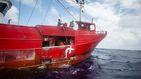 Greenpeace denuncia a un pesquero español por pescar tiburones en aguas del Atlántico