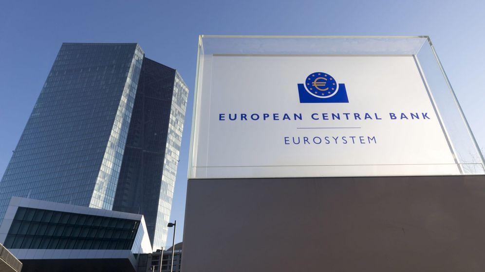 Foto: Sede del Banco Central Europeo en Alemania