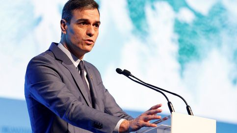 Sánchez, con la 'jet set' del capitalismo
